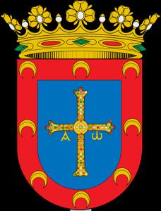 Escudo de Allande (Asturias)
