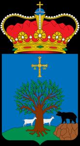 Escudo de Cabrales