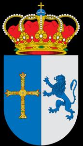 Escudo de Cangas del Narcea (Asturias)