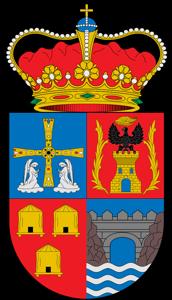 Escudo de Grandas de Salime