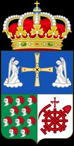 Escudo de Langreo