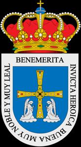 Escudo de Oviedo