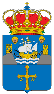 Escudo de Ribadedeva