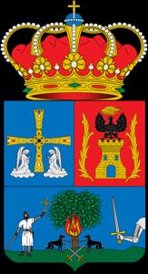 Escudo de San Martín de Oscos