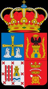 Escudo de Santa Eulalia de Oscos