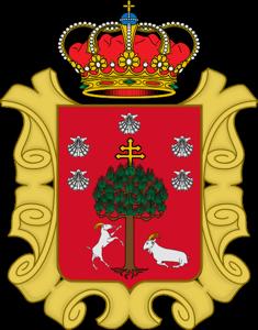 Escudo de Santo Adriano (Asturias)