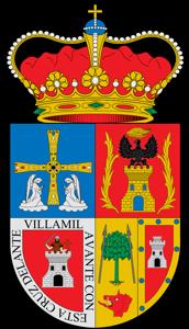 Escudo de Tapia de Casariego