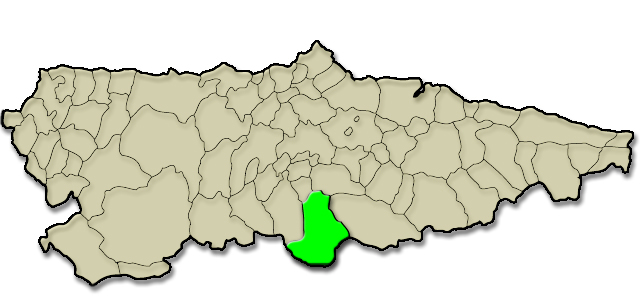 Mapa de situación. Restaurante Hotel Santa Cristina